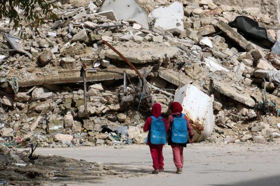 ¿Quién reconstruirá a Siria? – Por Roie Yellinek