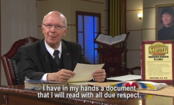 Mensaje del Pastor Dr. Luis Fernando Solares (Guatemala) a la UNESCO