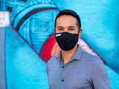 Nueva máscara israelí: Mata al COVID-19 y es muy cómoda