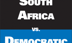 Israel # South África Apartheid (Stand With Us – inglés)