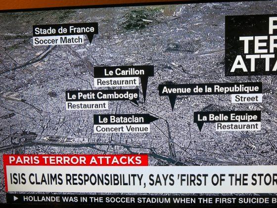 El impacto de los ataques terroristas de ISIS en Europa – Por Dra. Tsilla Hershco (BESA)