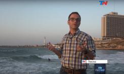 """TN (Argentina): """"Tel Aviv ciudad inteligente - Israel Start-up Nation"""""""