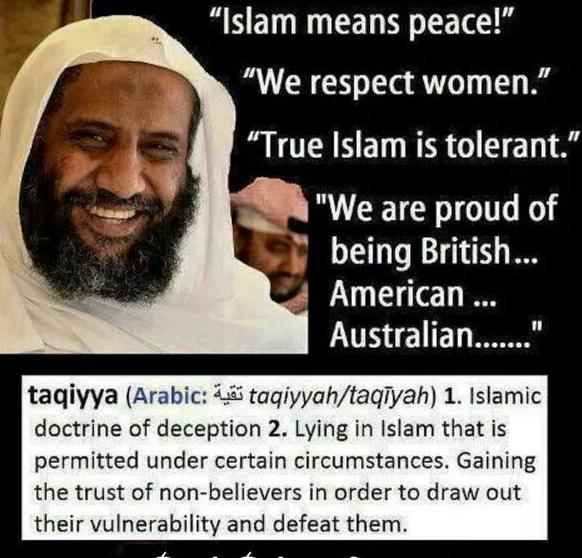 Taqiyyah: La mentira sagrada – Por Egon Friedler
