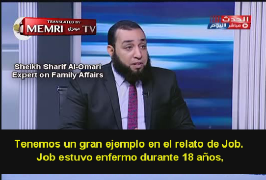 "Presentador TV Egipcia: ""Mujeres, aprendan Taekwondo para defenderse de un marido que golpea"""