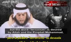 """Jeque Saudita: El Terrorismo y la """"Bendita"""" Yihad son requeridos por la Shaarya, pero el volar por los aires un auto..."""