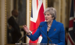 La Primer Ministro de Gran Bretaña 100% Sionista - ¡Estamos orgullosos de nuestra Declaración Balfour!