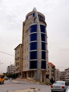 Torre en Ramallah