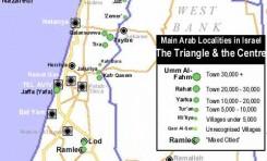 """El área Triángulo en el """"Acuerdo del Siglo"""" - Por Coronel (ret.) Dr. Raphael G. Bouchnik-Chen (BESA)"""