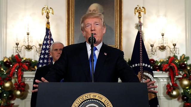 Ben-Tasgal sobre la declaración de Donald Trump-Jerusalén: Modifica los patrones de la negociación defendiendo a su gran aliado