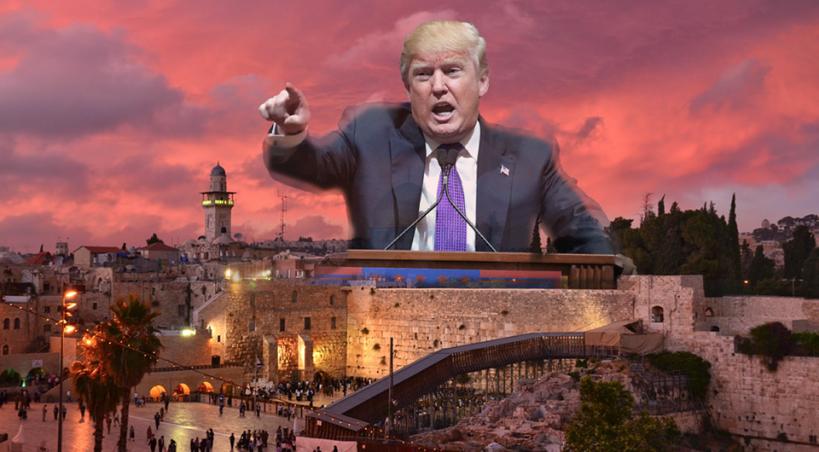 De las posibles implicaciones del reconocimiento estadounidense de Jerusalén como la capital única, soberana e indivisible del Estado de Israel – Por Ilan Eichner W.