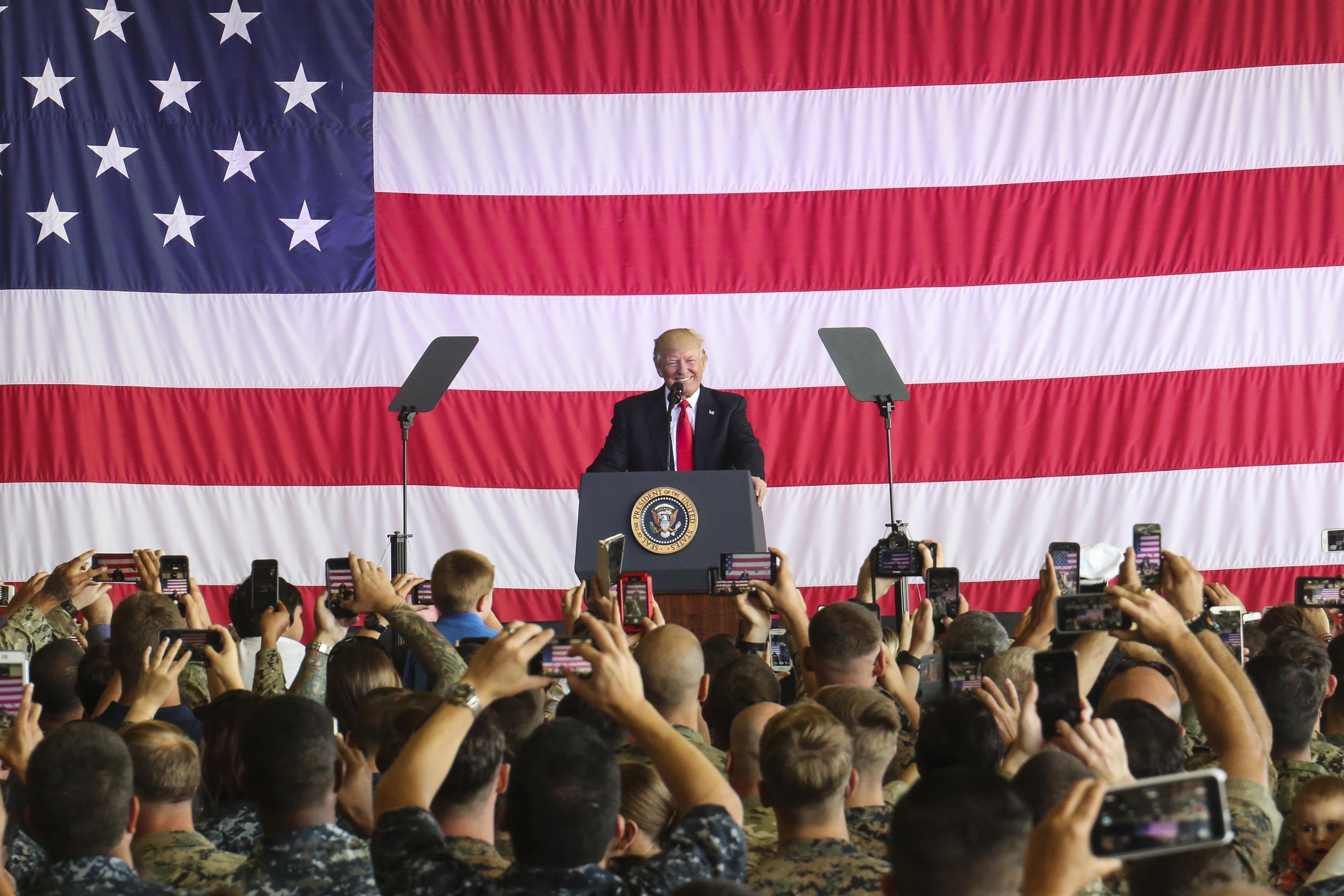 Explicando la Doctrina Trump – Por Dr. Alex Joffe (BESA)