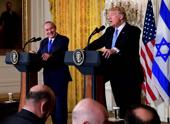 Trump y la israelización de la política estadounidense – Por Dr. Alex Joffe (BESA)