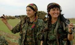 Los Kurdos Sirios: El aliado olvidado de Israel - Por Rauf Baker