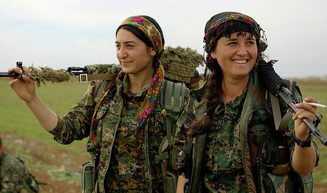 Los Kurdos Sirios: El aliado olvidado de Israel – Por Rauf Baker