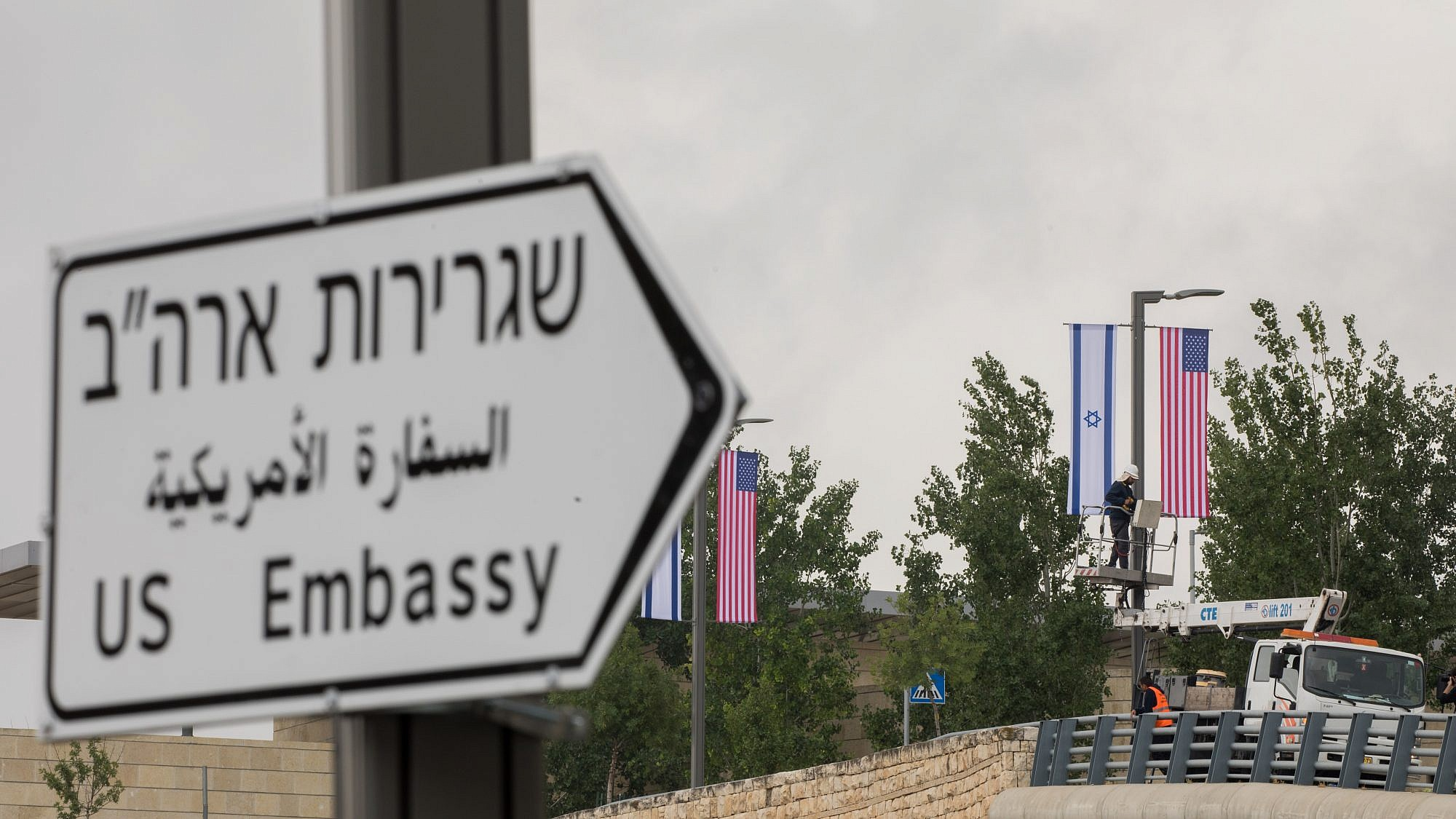 El traslado de la Embajada de EE.UU. a Jerusalén: Corregir un error diplomático – Por Profesor Eytan Gilboa (BESA)