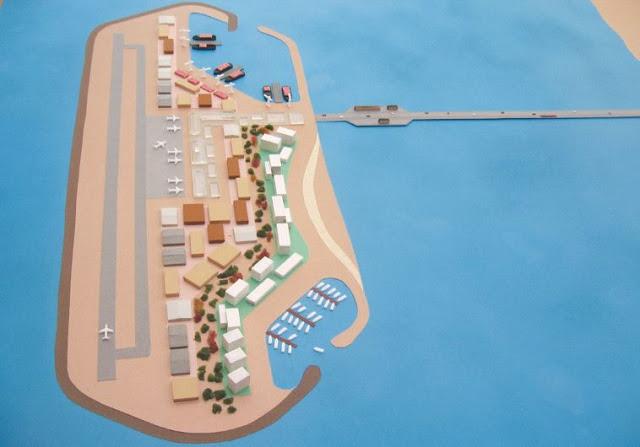 Cerca de concretarse el plan para construir una isla puerto para la Franja de Gaza –  Por Yaakov Lappin