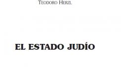 El Estado Judío – Theodoro Hertzl