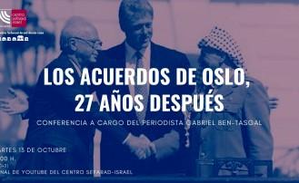 Los Acuerdos de Oslo, 27 años después