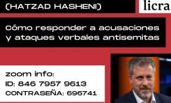 ¿Cómo responder a acusaciones y ataques verbales antisemitas?