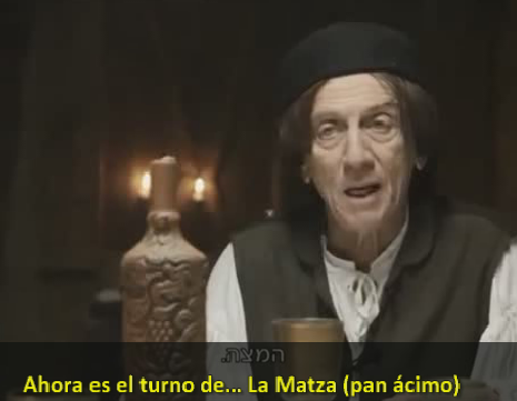 Chiste de Pesaj (Pascuas) durante la inquisición en España (Siglo XV)
