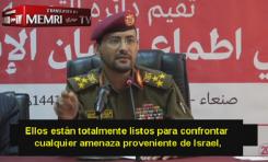 """Vocero militar Houtie: Si Israel ataca a Yemen, nosotros responderemos con """"ataques severos"""""""