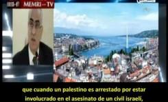 A los palestinos nos podrían demandar en La Haya