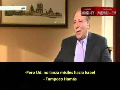 """Abbas: """"Hamás no lanza cohetes contra Israel"""""""