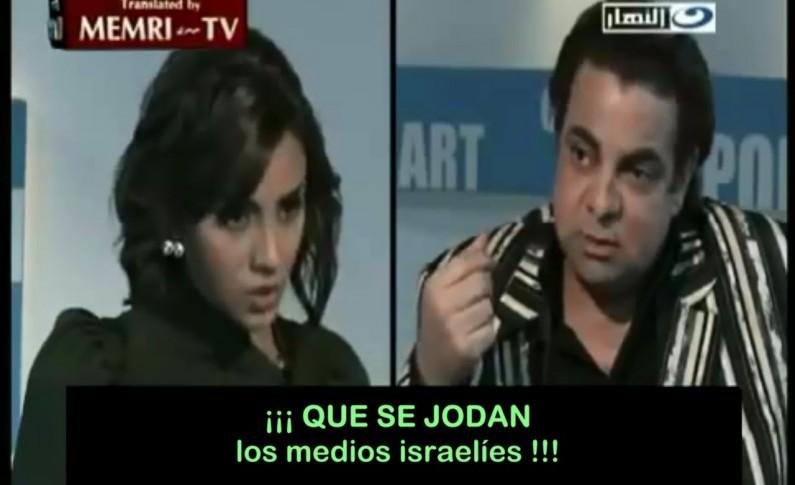 Actores egipcios enloquecen creyendo estar en TV israelí