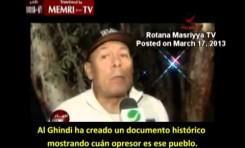 Actores egipcios hablan de la serie antisemita Kheibar