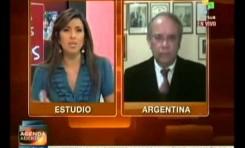 Adrián Salbuchi (Argentina) 7 mentiras y 4 frases antisemitas en 3 minutos