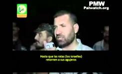 "Ahmed Jabari (antes de morir): ""Los mataremos como ratas"""