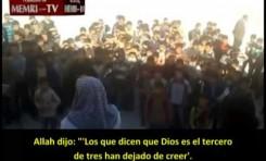 """Al-Qaeda en escuela siria: """"Los infieles deben ser sacrificados"""""""