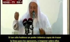 """Al Qardawi: """"¡Que EE.UU. ataque a Assad!"""""""