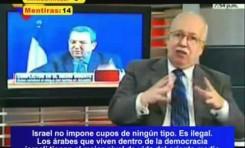 Alberto Nolia (Venezuela): 26 mentiras y 10 declaraciones antisemitas en 7 minutos y medio