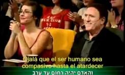 """""""Alevay"""" -- """"Ojalá"""" - Cateline Aligado (subtitulado al castellano)"""