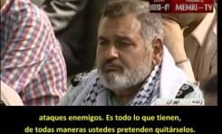 """Ali Khamanei: """"Israel es un perro rabioso, hay que armar a los palestinos"""""""