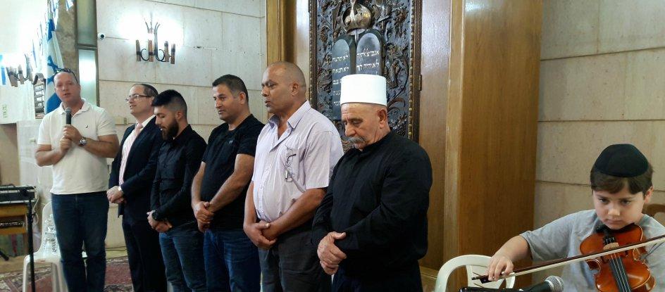 Contra lo que se supone… Las minorías israelíes orgullosas de servir a su país – Por Amit Barak (Mida)