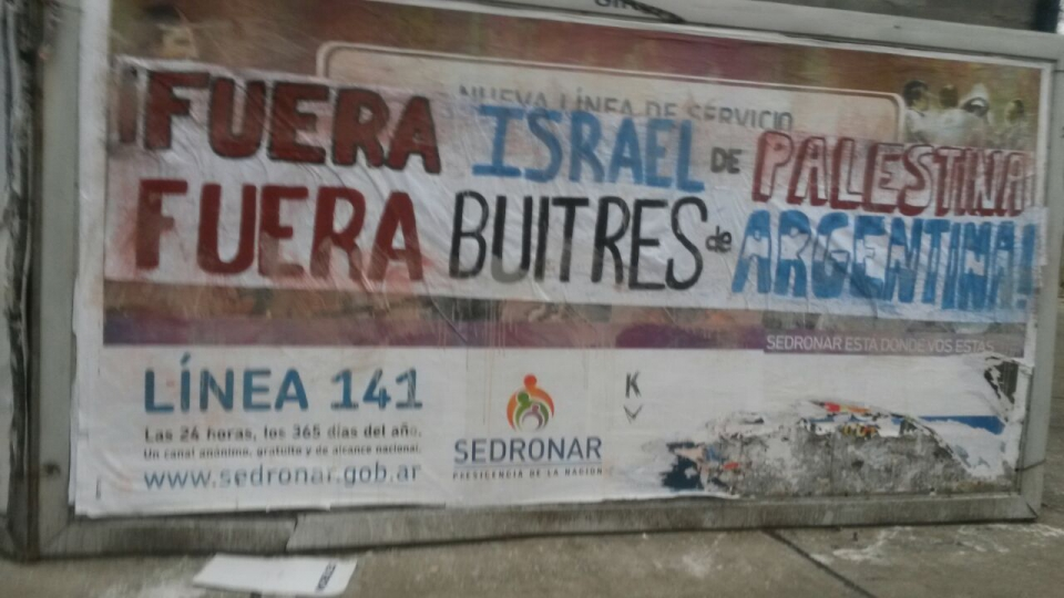 La vieja costumbre argentina del antisemitismo – Por Luciana Sabina e Ignacio Montes de Oca