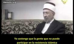 Apoyo a la Yihad contra EE.UU. e Israel
