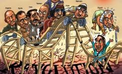 El fracaso árabe - Por Shimón Shamir (Haaretz 5/12/2015)