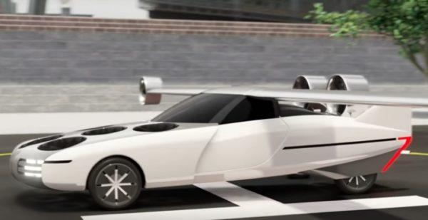 Auto volador eléctrico y de despegue vertical se prepara en Israel y Estados Unidos