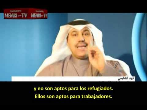¡Atentos europeos! Las razones por las cuales los estados árabes del Golfo no pueden aceptar refugiados sirios