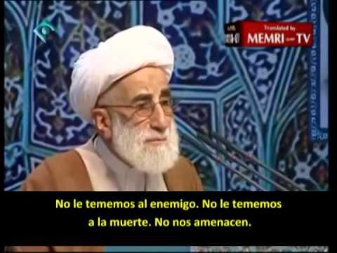 """Ayatolá Jannati: """"Muerte a Estados Unidos es nuestra primera opción"""""""