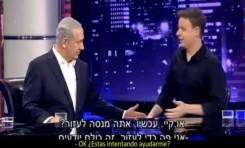 Bibi Netaniahu en Matzav Ha-Uma (subtitulado)