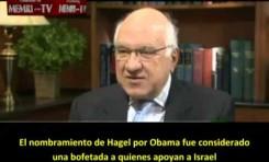 Chuck Hagel y los intereses de Israel