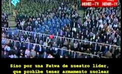 Clérigo iraní apoya el programa nuclear militar de Irán