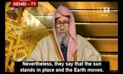 Clerigo Saudíta: El sol gira alrededor de la tierra