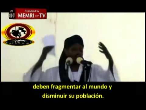 Clérigo sudanés Al-Jazouli: Los Protocolos de los Sabios de Sión buscan el caos