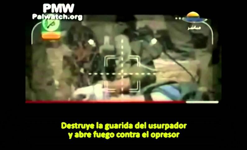 Clip musical del Hamás exalta el terrorismo