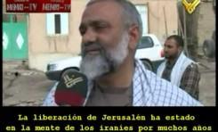 Comandante Barij iraní: Si Israel ataca les destruiremos